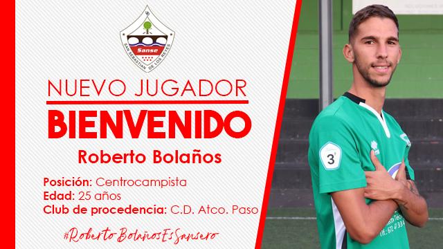Presentacion-futbolistas-#RobertoBolañosEsSansero